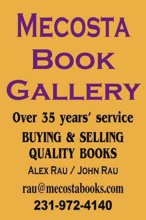 Books Bought & Sold 231-972-4140,               mecostabooks.com